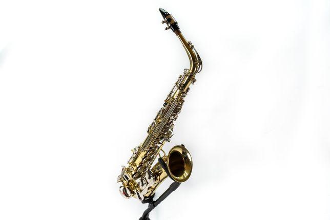 Saksofon altowy AMATI AAS 22 z futerałem!