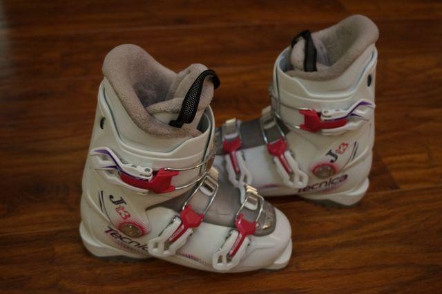 Buty narciarskie dziecięce Tecnica r. 23 Stan idealny
