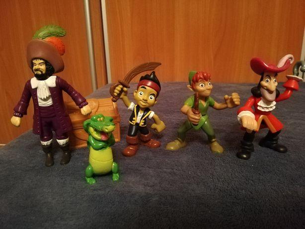 Figurki Jake i piraci z Nibylandii oryginalne