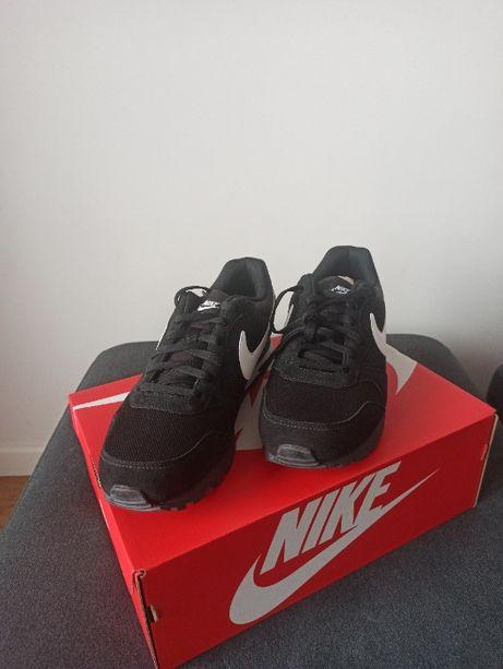 Buty męskie Nike MD Runner 2, czarne rozmiar EU 44
