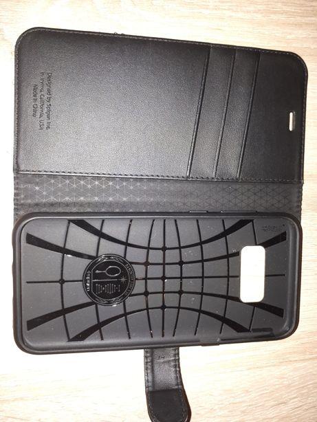 Pokrowiec NOWY Samsung s8 s 8 + plus portfel książka spigel