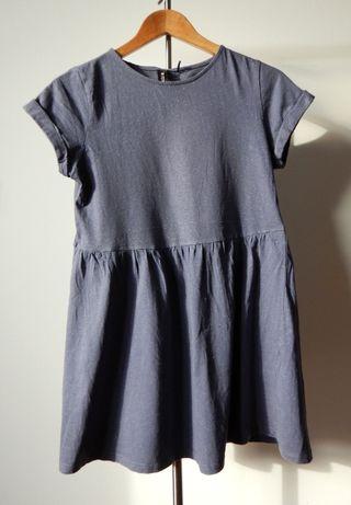 Sukienka niebieska S Factorie