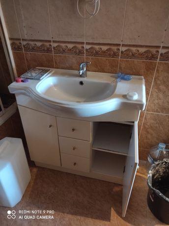 Conj. Movél+lavatório+torneira