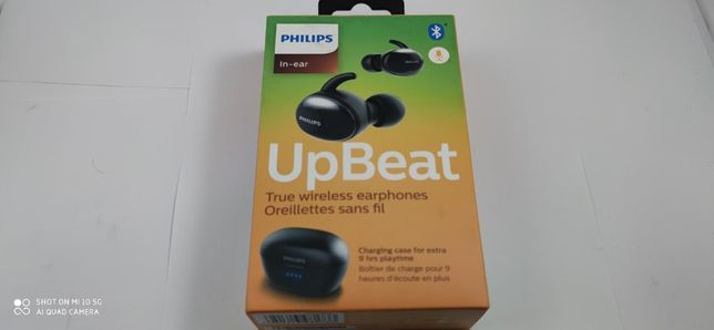 Słuchawki Philips UPBEAT SHB2505