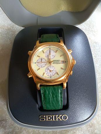 Zegarek Seiko Quartz Chronograph 7T32-6F70