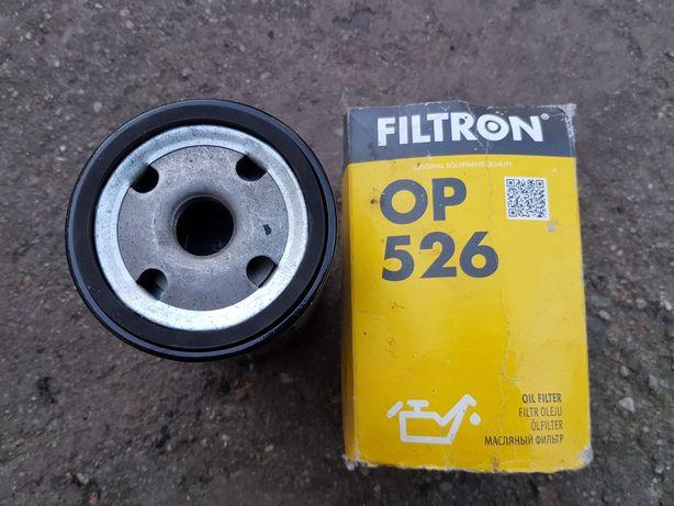 Filtr oleju nowy filtron OP 526