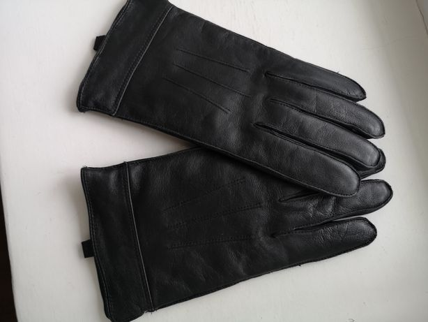 Мужские кожаные перчатки Next, размер XL