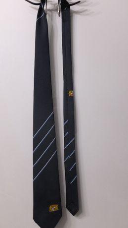Gino Рilati Великобритания стильный галстук с Гербом Великобритании