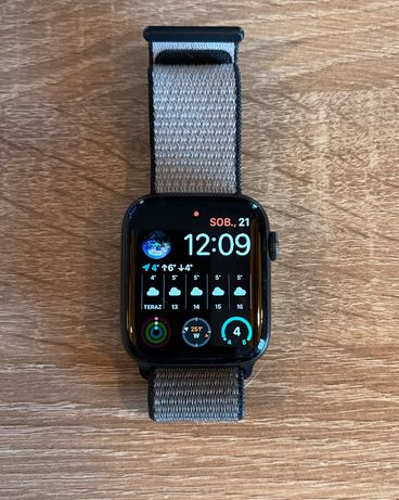 Apple Watch 5 | GPS | 44mm Aluminium Space Grey