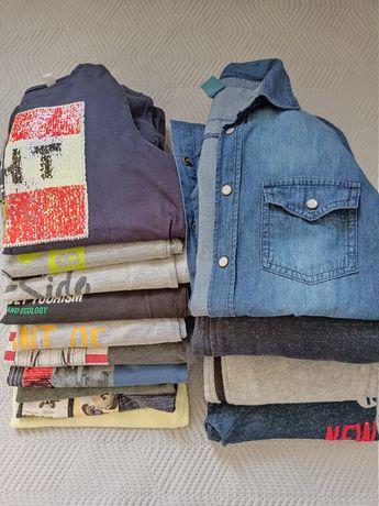 146-152 zestaw ubrań dla chłopca