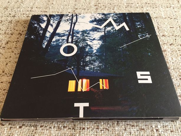 Płyta cd / elektronika / Most- The Beginning