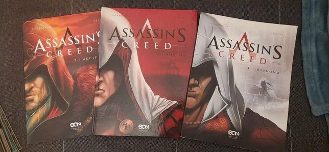 Komiksy z serii Assassin's Creed