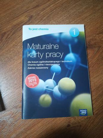 Maturalne Karty Pracy chemia