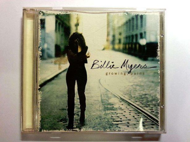 CD Billie Myers - Growing, Pains