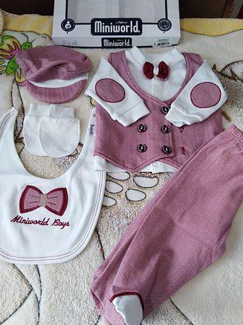 Набор на выписку для новорожденных