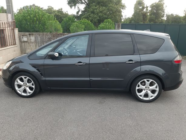 Ford Smax 2.0 TDCI 7 lugares