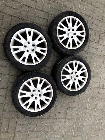 Opony Bridgestone Turanza T005 225/45 R17 91Y + felgi Renault