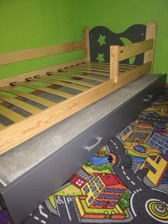 Łóżko dziecięce 160×80 z materacem