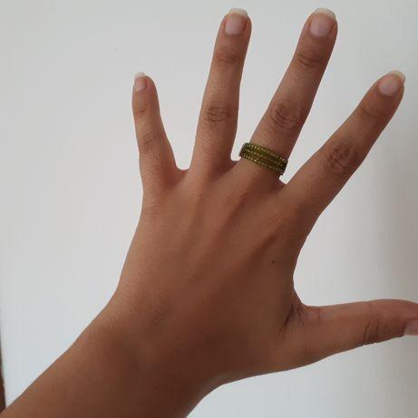 Conjunto de 5 Anéis diversos