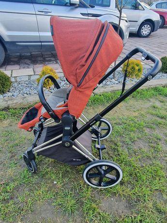 Spacerówka wózek CYBEX PRIAM LUX Autumn Gold