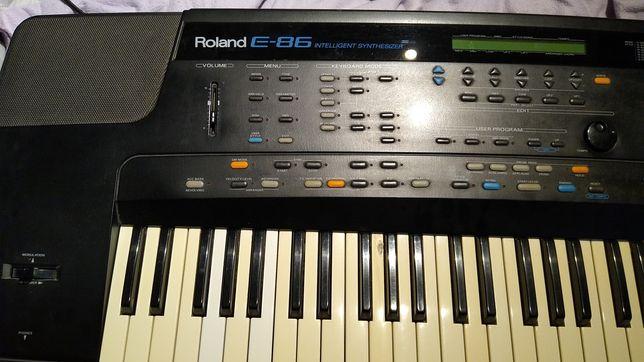 Roland e-86 części