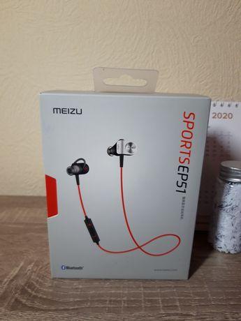 Навушники Meizu Sports EP51 Black/Red