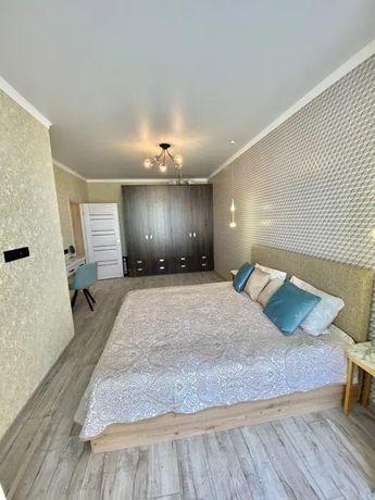 Новобудова 2к двокімнатна+кухня-студія Дизайнерський Ремонт (В.Л.)