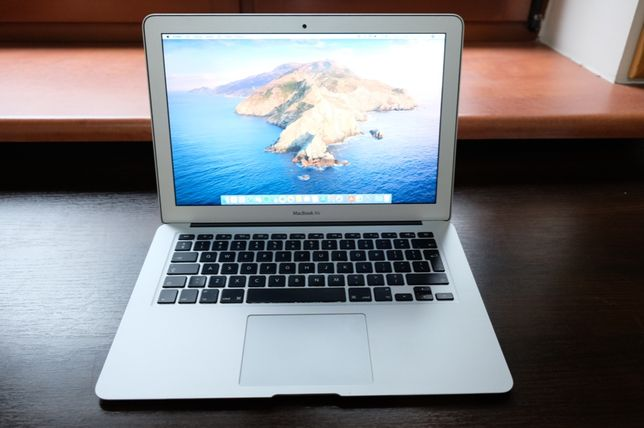 Laptop Apple MacBook AIR i5, 13,3 cali, 4GB, 128GB SSD, Early 2015