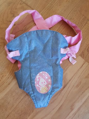 Рюкзак-переноска/кенгуру для Baby Born/zapf Creation