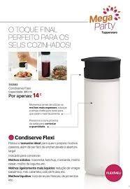 Tupperware - Condiserve flexível
