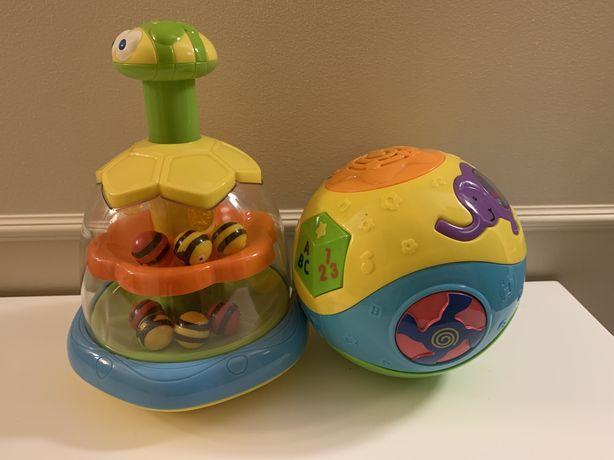 Zabawki dla dziecka od 6 miesiąca życia