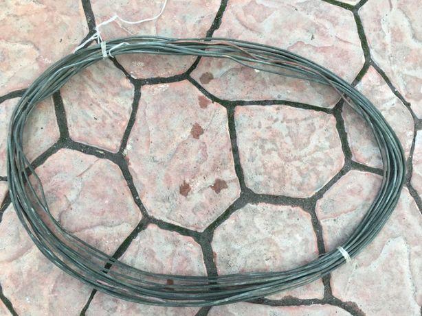 Громоотвод медь (медный кабель)