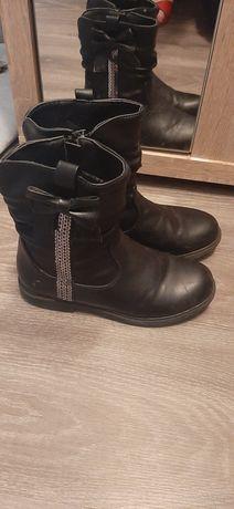 Buty dziewczęce 32-33