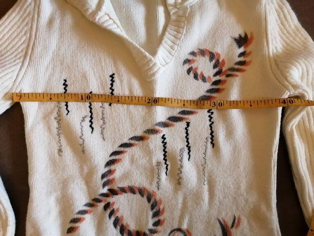 светр вязаний джемпер