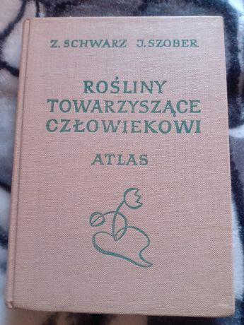 Rośliny towarzyszące człowiekowi atlas Schwarz Szober