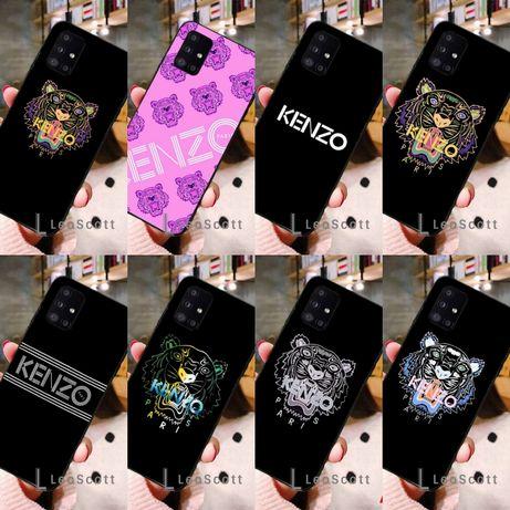 Kenzo etui case Samsung Galaxy s7 s8 s9 s10 s20 plus Edge a20 a70 a30