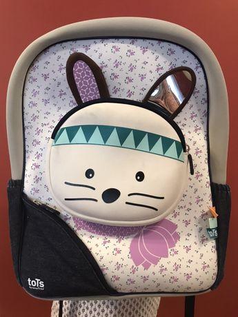 Plecak - walizka Tots + wozek