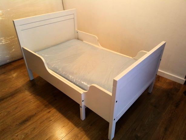 Łóżeczko dziecięce/młodzieżowe kompletne.