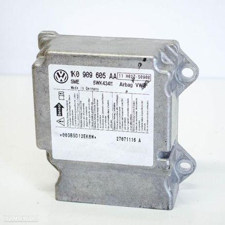 SKODA: 1K0909605AA Centralina airbags SKODA OCTAVIA II (1Z3) 1.8 TSI
