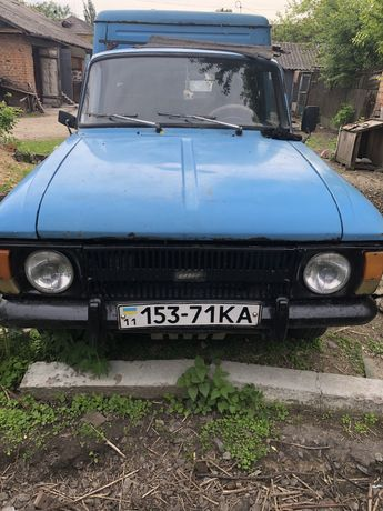 Продам Москвич 2715