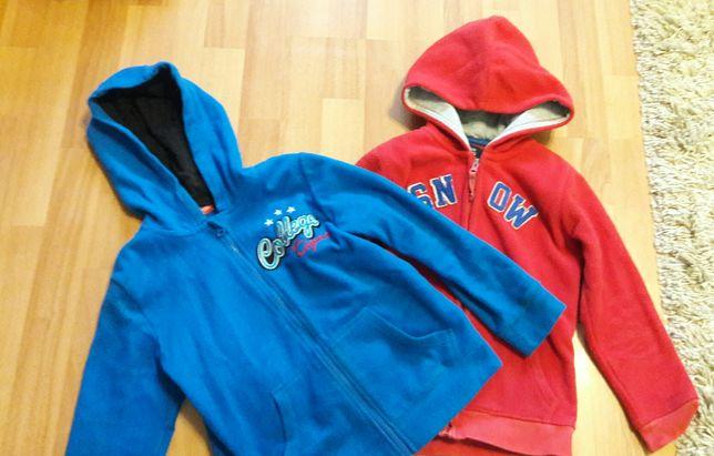 Флісові олімпійки та светрики для хлопчика