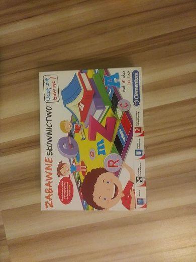 zabawne słownictwo gra edukacyjna +nowe liczydło