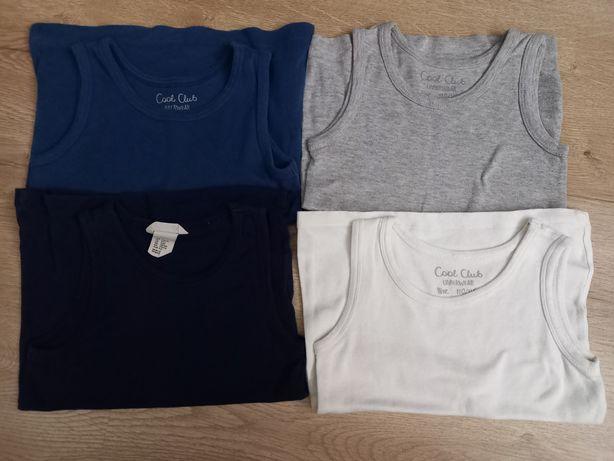 Podkoszulki koszulki bez rękawów 110/116 Cool Club, H&M