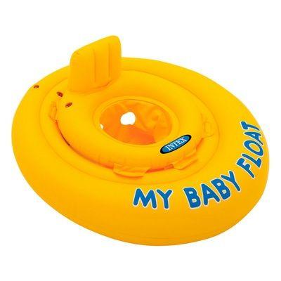 Круг baby float до 3-4 лет