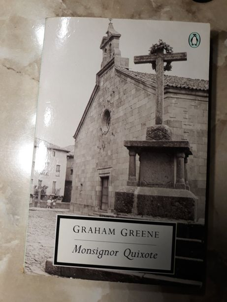 Г. Грин, Монсеньор Кихот(англ.яз.)