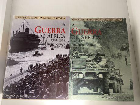 A Guerra de África 1961 a 1974  (Volume I e II) - II: Novo