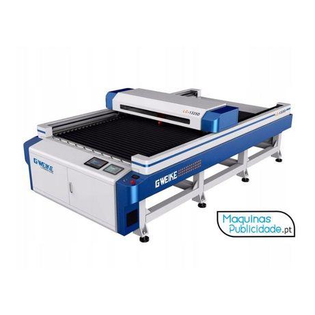 Máquina de Corte/Gravação a Laser 1300x2500mm 130w Aberta