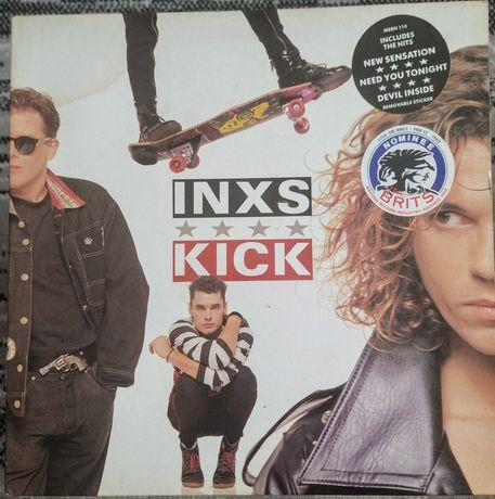 INXS Kick 1 press