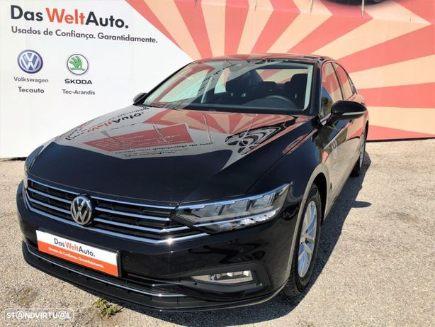 VW Passat 1.6 TDi Business DSG