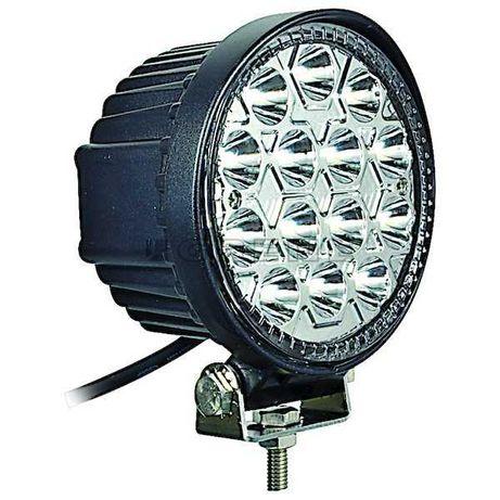 Lampa robocza okrągła LED 42W 3360lm Światło skupione (LA15027)